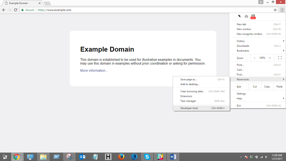 How To View Ssl Certificate Details In Chrome 56