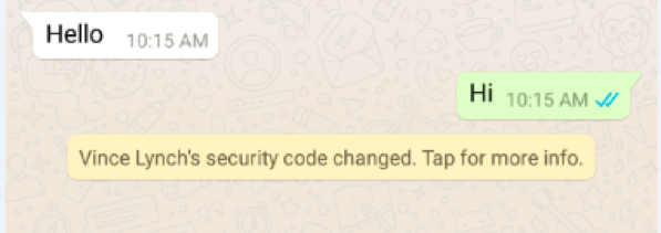 A Quick Guide on How to Turn on WhatsApp Security Settings