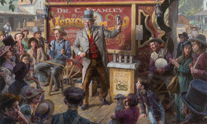 Snake Oil Security: Signs of Security (& Crypto) Snake Oil