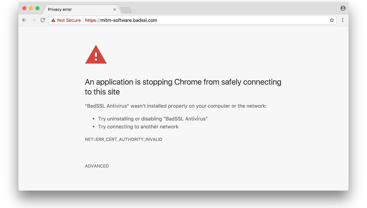 Google Adding Tls Interception Warnings In Chrome 63