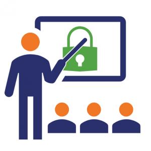 Document employee training you do for HIPAA