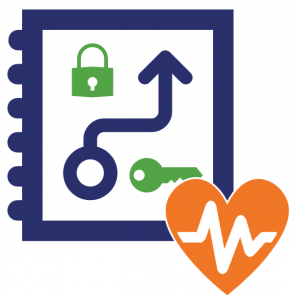 Security policy for HIPAA