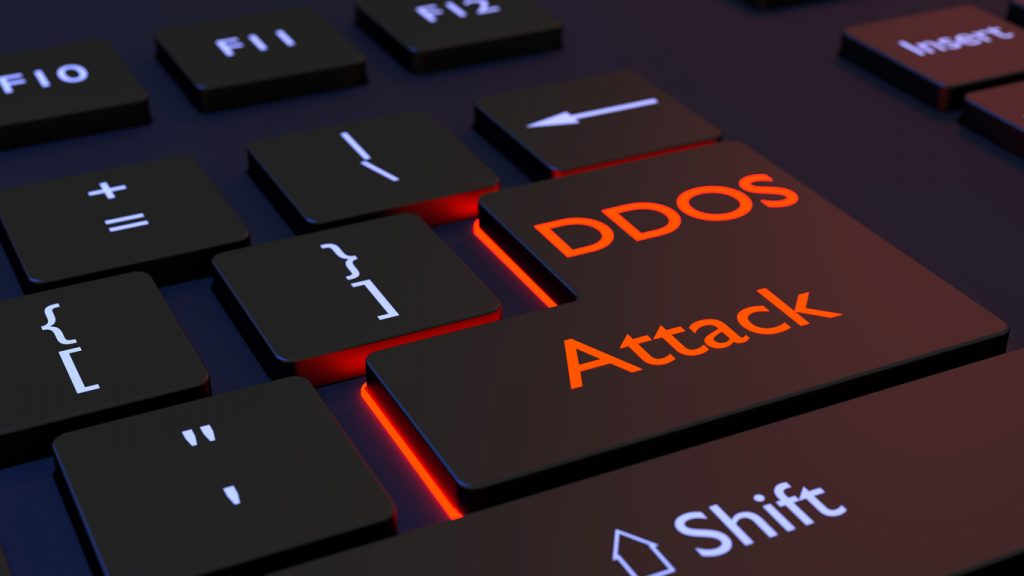 largest DDoS attack in history