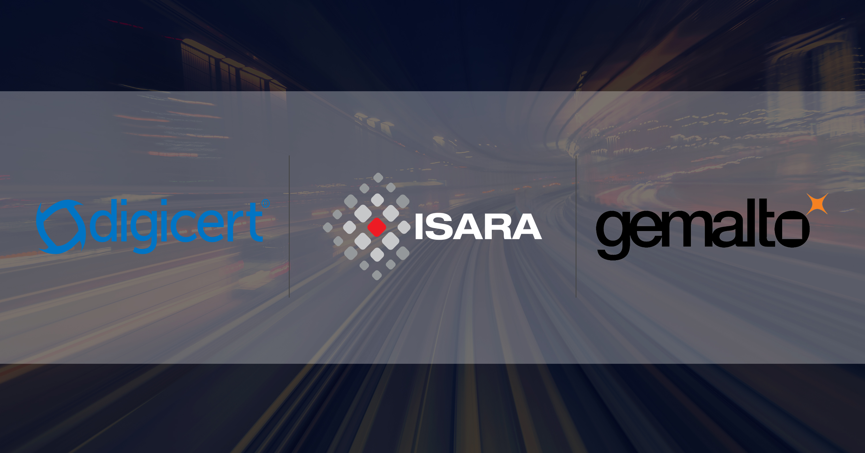 Safe Encryption Digicert Joins Forces With Gemalto Isara