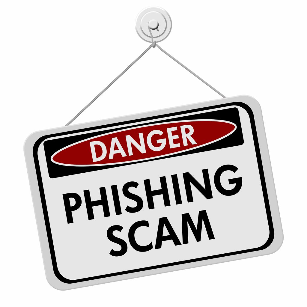 Phishing is a big issue for public sector organizations