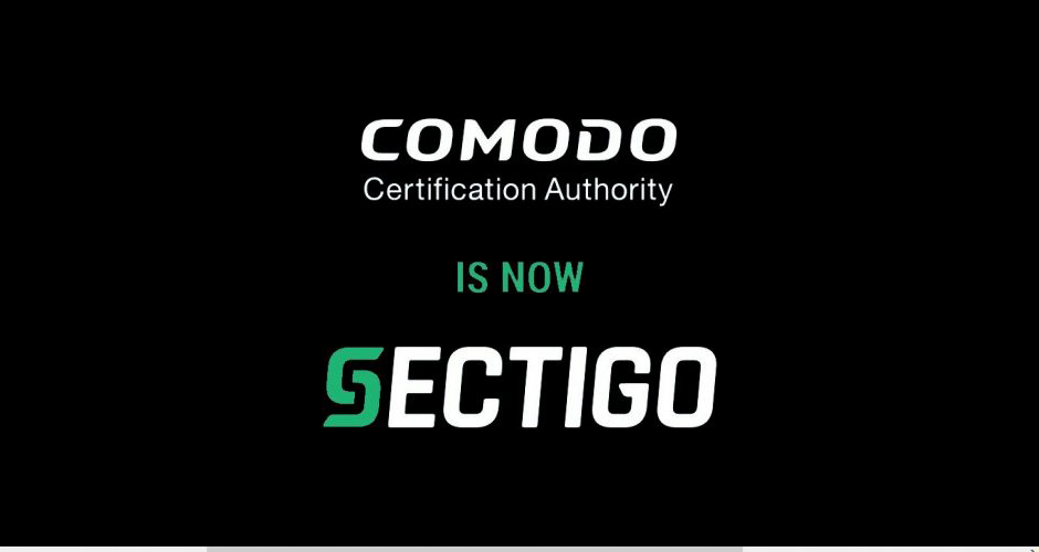 Comodo CA changes its name to Sectigo - Hashed Out by The SSL Store™