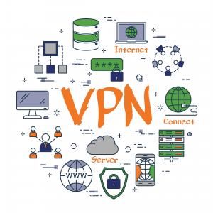 VPN concept