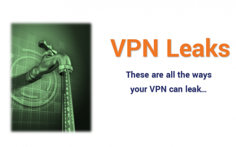 These Are All the Ways Your VPN Can Leak