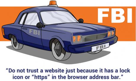 FBI issues warning about HTTPS Phishing