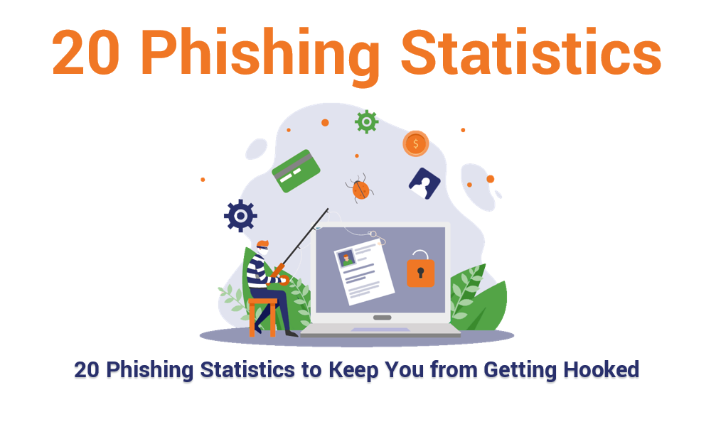 20 Phishing Statistics to Keep You from Getting Hooked in