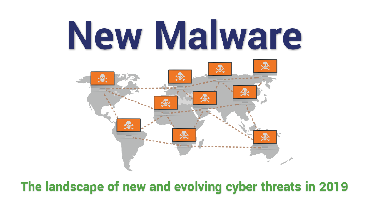 New Malware: The Landscape of New & Evolving Cyber Threats