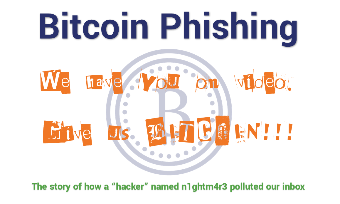 Bitcoin Phishing: The n1ghtm4r3 Emails - Hashed Out by The