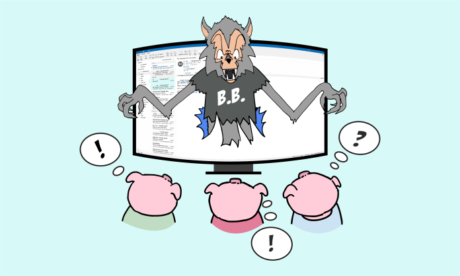 Cybersecurity Awareness Month 2019 & The Three Little Pigs