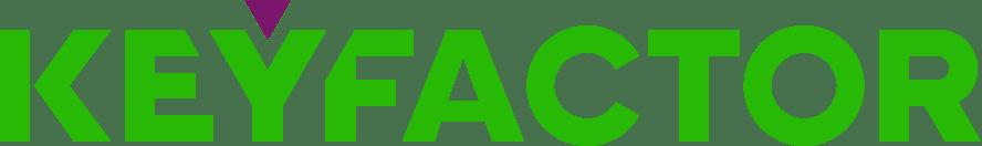 KeyFactor logo graphic