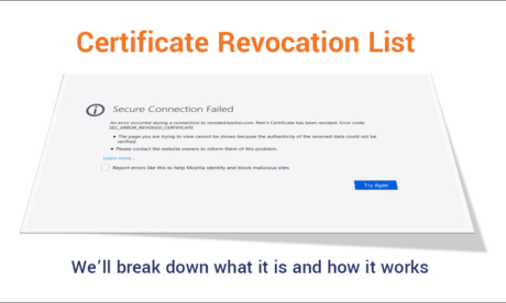 CRL Explained: What Is a Certificate Revocation List?