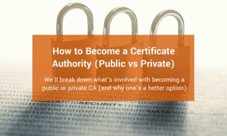 How to Become a Certificate Authority (Public vs Private)