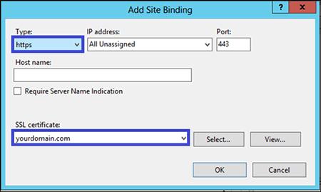Microsoft IIS 8 0 & IIS 8 5 SSL Certificate Installation Guide