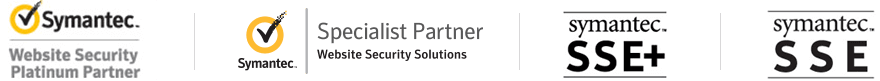 Symantec Platinum Partner & Website Security Specialist
