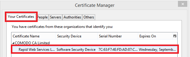 How to Download or Export a Code Signing Certificate in Firefox ...