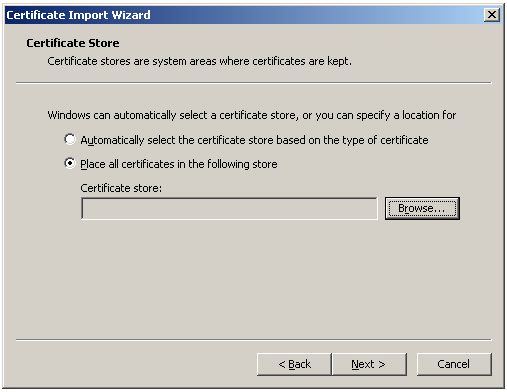 How to Install an SSL/TLS Certificate In Microsoft IIS 5 & 6 - The