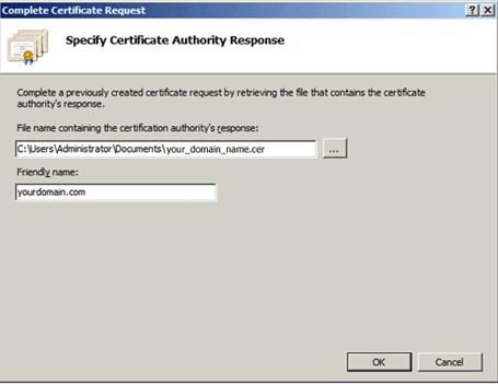 Microsoft IIS 7 Step7