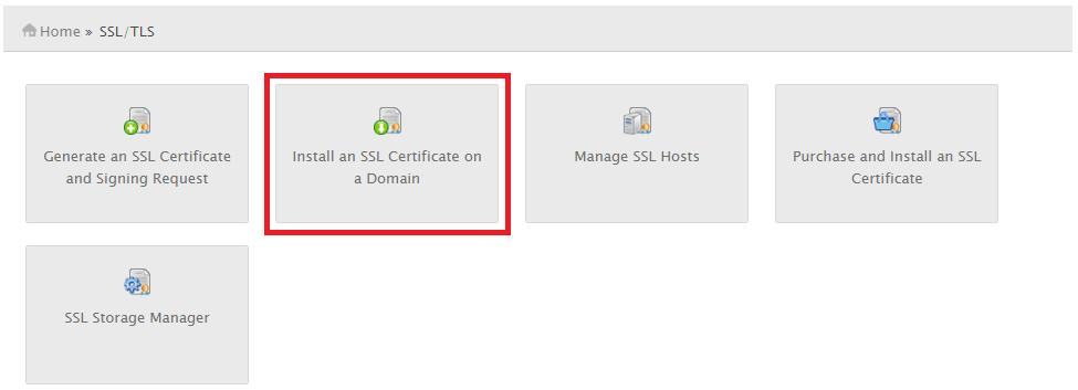 Web Host Step6