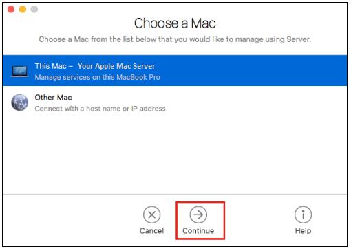 Mac OS Step3