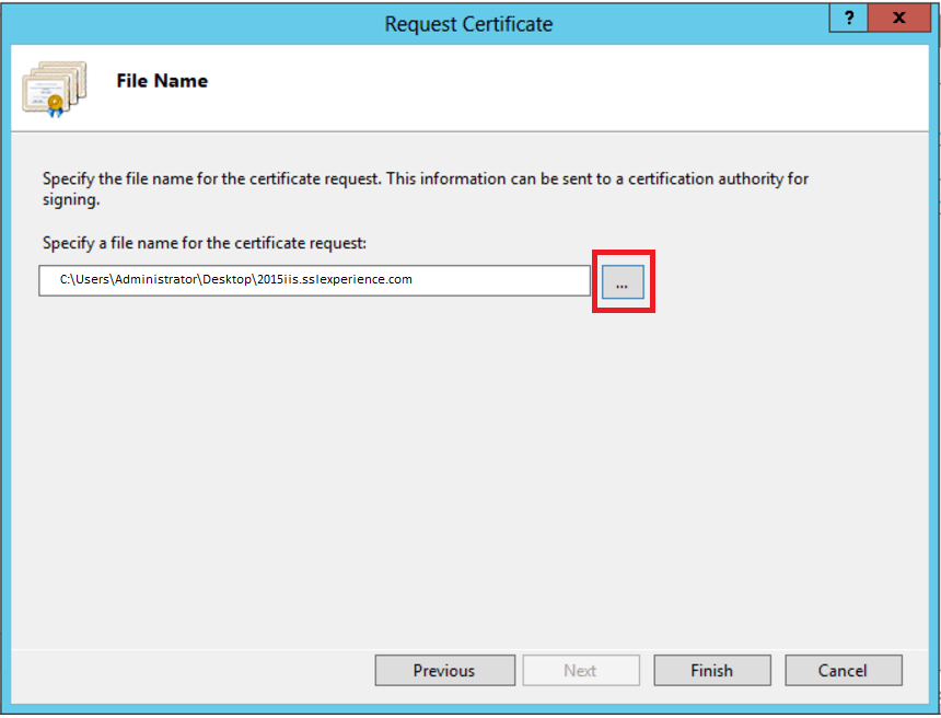 How To Generate A Certificate Signing Request Csr For Microsoft