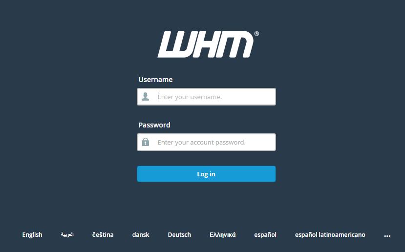Web Host Step2