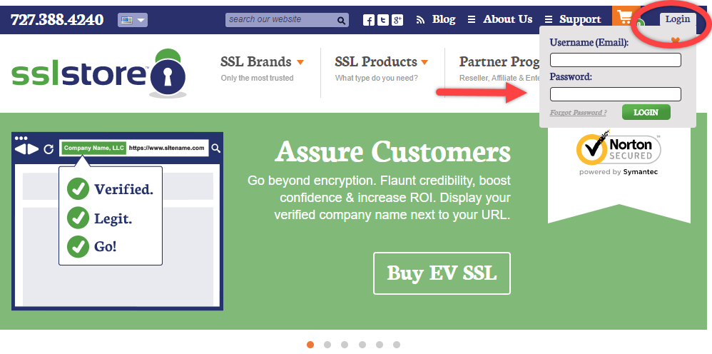 Reissuing Your SSL Certificate on TheSSLStore.com - Knowledge Base